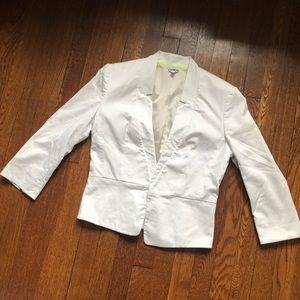 Express hip length blazer, size 10